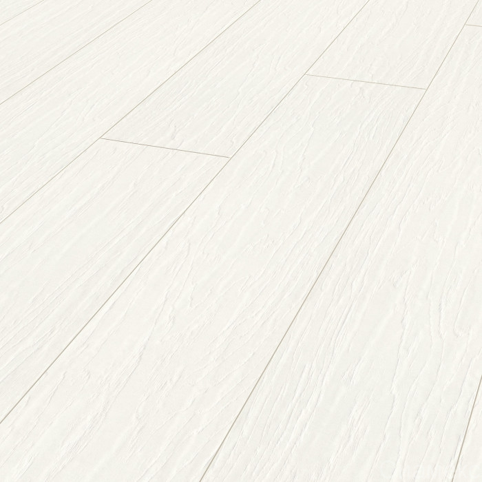 Vintage classic - 0101 White Lacquered Hickory, Planked (VH)