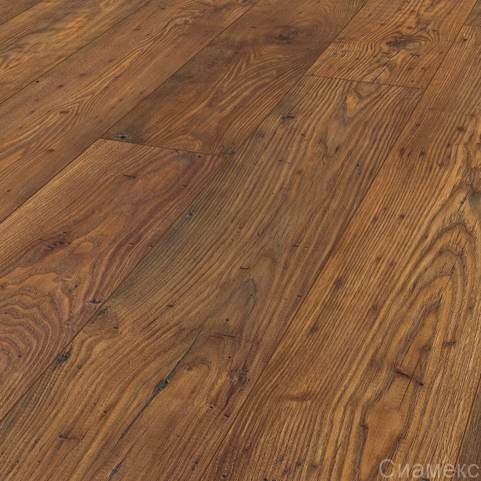 Vintage classic - 5539 Bakersfield Chestnut, Planked (RC)