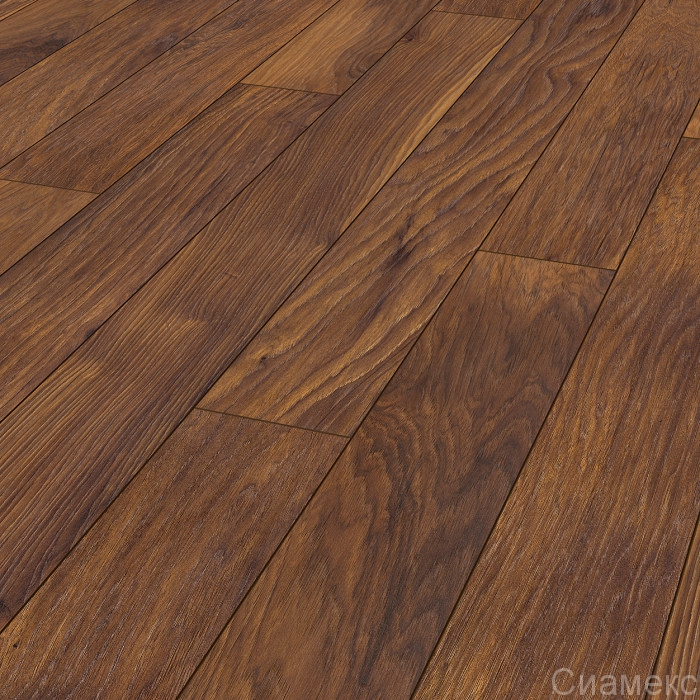 Vintage narrow - 8156 Red River Hickory, Planked (VH)