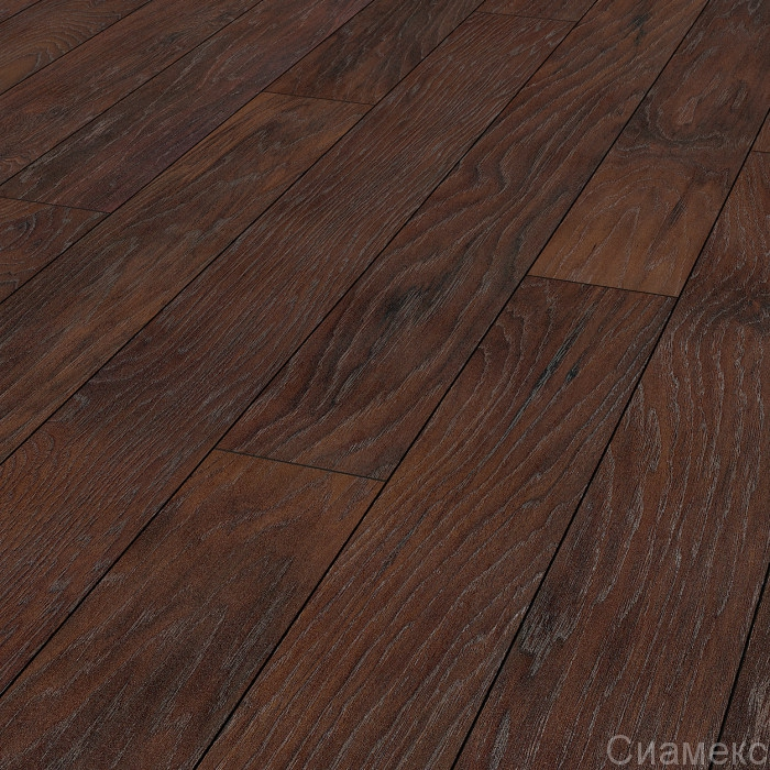 Vintage narrow - 8157 Smoky Mountain Hickory, Planked (VH)