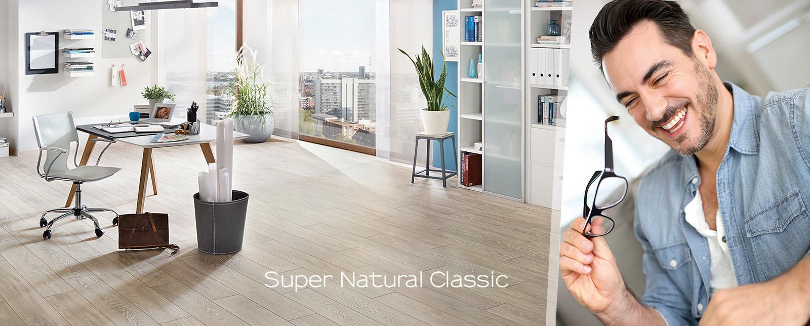 Колекция ламинат - Super natural classic